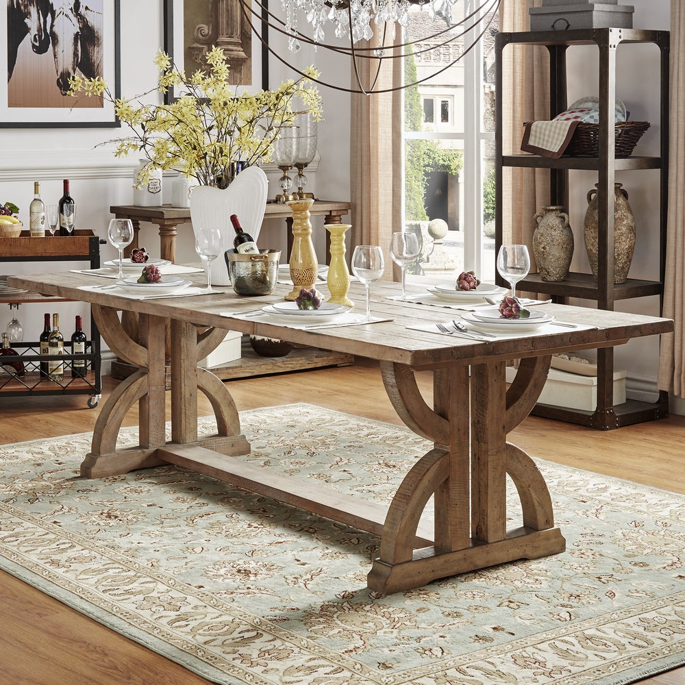 Buy Rustic Kitchen & Dining Room Tables Online at Overstock ...