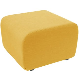 angelo:HOME Cocktail Linen French Yellow Ottoman