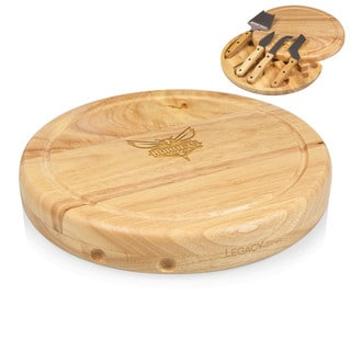 Picnic Time Charlotte Hornets Circo Cheese Board and Tools Set