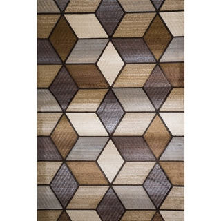 Christopher Knight Home Weslyn Allegra Multi Color Geometric Rug (8' x 10')