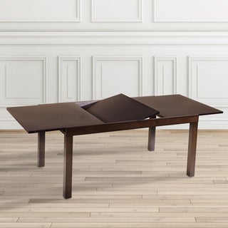 Brando Wood Extendable Dining Table