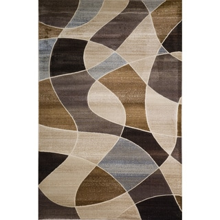 Christopher Knight Home Weslyn Dakota Multi Color Abstract Rug (8' x 10')