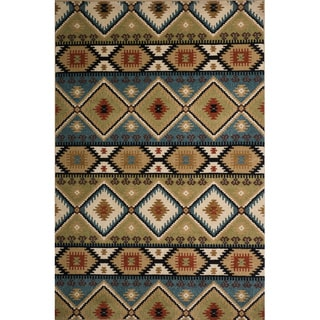 Christopher Knight Home Regina Parisa Geometric Rug (8' x 10')