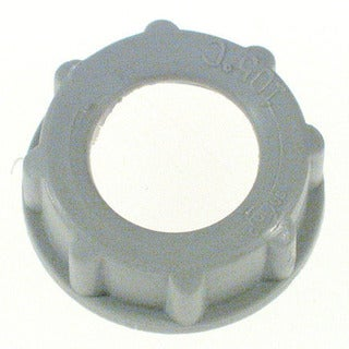 "Halex 97521 1/2"" RGD Plastic Insulating Bushing"