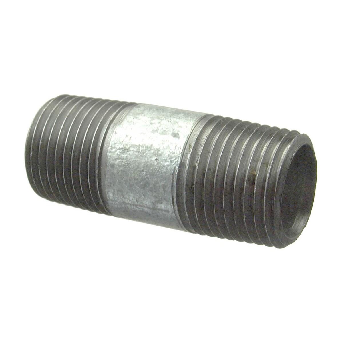 "Halex 64313 1"" X 2"" Conduit Nipple (Other electrical), Black"