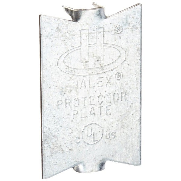 Halex 62899 50-count Conduit Nail Plate