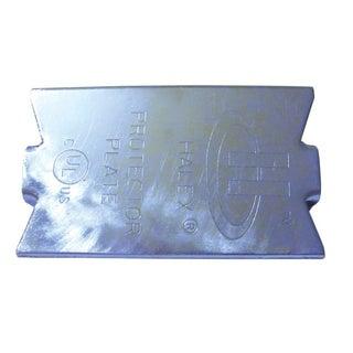 """Halex 62800 1-1/2"""" X 2-1/2"""" 12 Guage Steel Nail Plate"""
