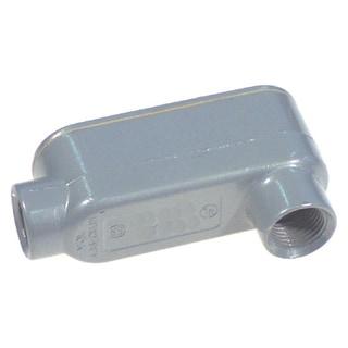 "Halex 58607 3/4"" RGD Threaded Conduit Bodies Type LB"