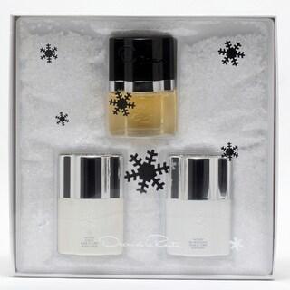 Oscar de La Renta Women's 3-piece Gift Set