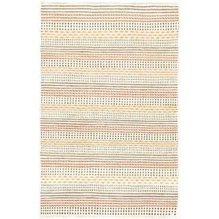 eCarpetGallery Ziegler Chobi Ivory Hand-knotted Wool Rug (4'0 x 6'2)