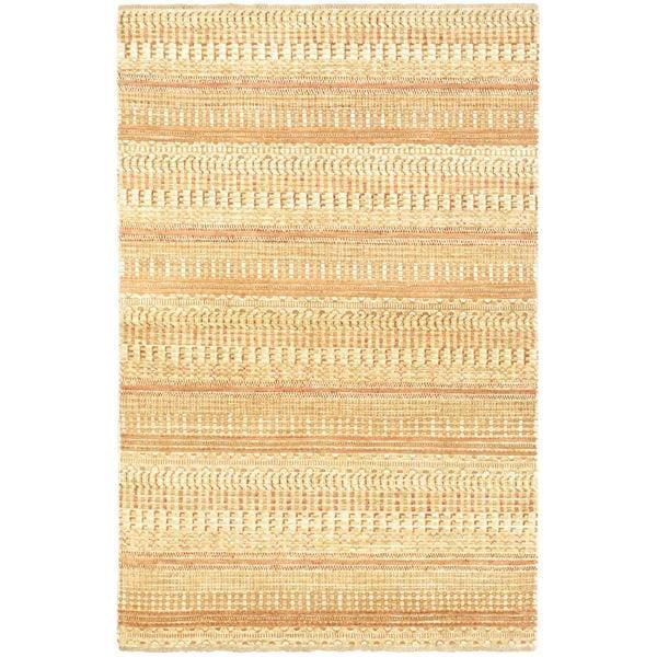 eCarpetGallery Ziegler Ivory Wool Hand-knotted Chobi Rug (4'0 x 6'1)