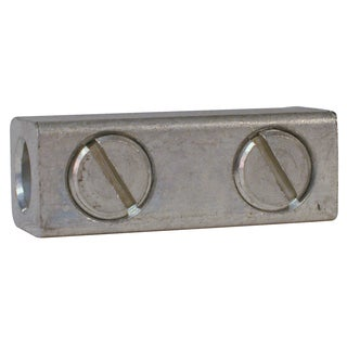 GB Gardner Bender GSPA-2 14-2 AWG Aluminum Splicer & Reducer 2-count