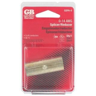 GB Gardner Bender GSPA-0 14-1/0 AWG Aluminum Splicer & Reducer