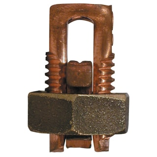 GB Gardner Bender GSBC-8 #16 To #10 AWG Stranded & Solid Copper Split Bolt Connector