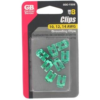 GB Green Grounding Clips
