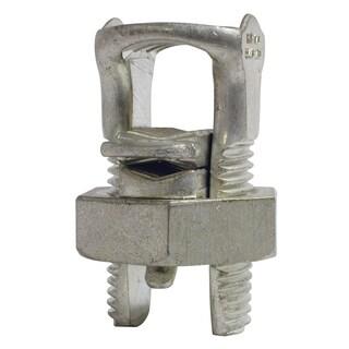 GB Gardner Bender GAK-4N #6 To #0000 AWG Solid Aluminum Split Bolt Connector