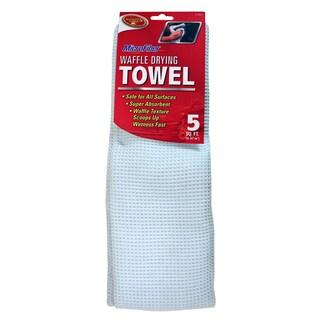 Detailer's Choice 3-502 Microfiber Waffle Drying Towel