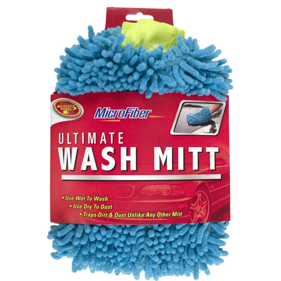 Detailer's Choice 2-303M Microfiber Ultimate Wash Mitt (C...