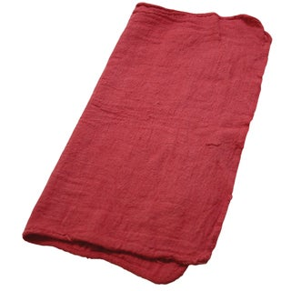Clean Rite 3-542 13-inch X 14-inch Red Shop Towels 25 Pack
