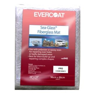 Evercoat 100940 1 Square Yard Sea-Glass Fiberglass Mat