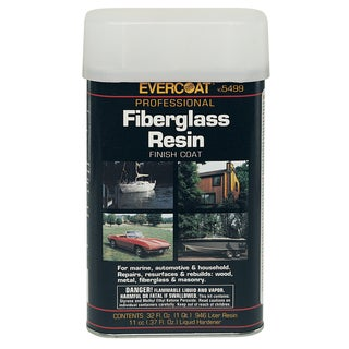 Evercoat 105499 1 Quart Fiberglass Resin