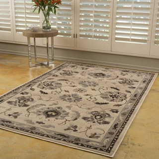 Christopher Knight Home Weslyn Tahlia Floral Rug (5' x 8')