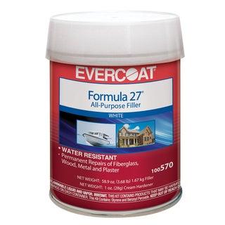 Evercoat 100570 1 Quart Formula 27 All Purpose Filler