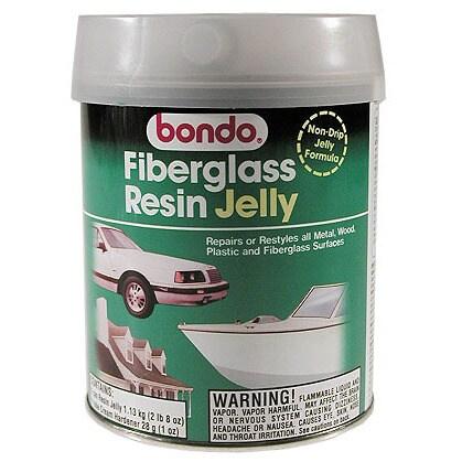 Bondo 432 1 Quart Fiberglass Resin Jelly