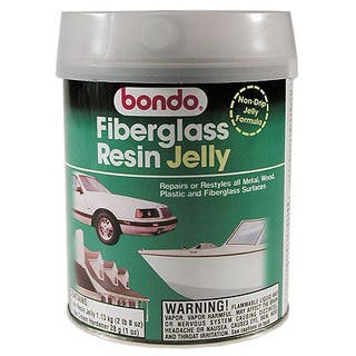 Bondo 432 1 Quart Fiberglass Resin Jelly|https://ak1.ostkcdn.com/images/products/11950922/P18837650.jpg?impolicy=medium