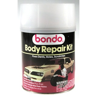 Bondo 312 1 Quart Body Repair Kits