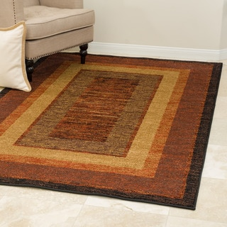 Christopher Knight Home Regina Brie Border Rug (5' x 8')