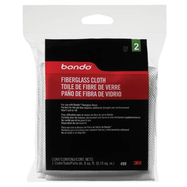 Bondo 499 8 Ft Fiberglass Cloth