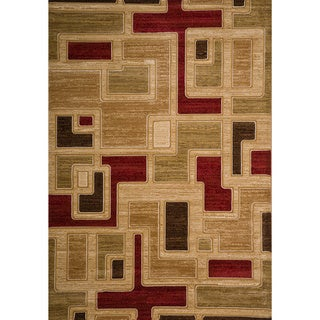 Christopher Knight Home Yetta James Multi Rug (5' x 8')