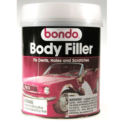 Bondo 262 1 Quart Body Filler (Car care/cleaning), Multi