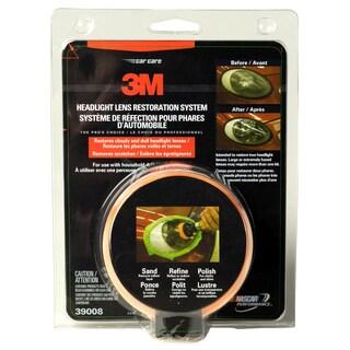 3M 39008 Headlight Lens Restoration System