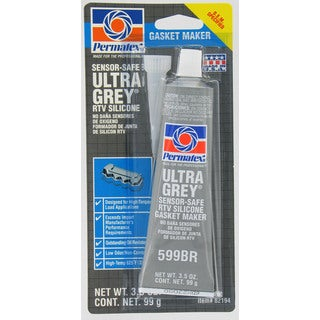 Permatex 82194 3.5 Oz Ultra Grey Gasket Maker