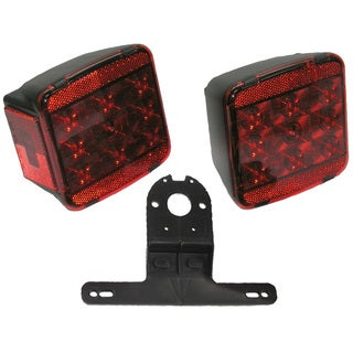 PM V941 LED Under 80-inch Wide Trailer Light Kit