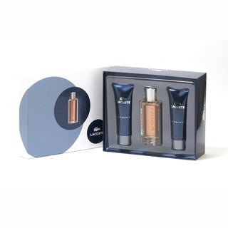Lacoste Elegance Men's 3-piece Gift Set