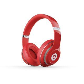 Beats Studio 2.0 Red Wired Over-ear Headphones