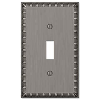 Amertac 90TAN 1 Toggle Antique Nickel Wallplate|https://ak1.ostkcdn.com/images/products/11951309/P18837958.jpg?impolicy=medium