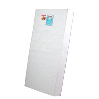 Dream On Me Firm Foam 6-inch Crib and Toddler Bed Mattress