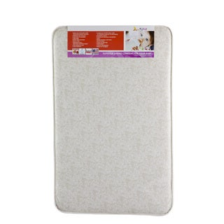 Dream On Me 3-inch Rounded Corner Playard Mattress