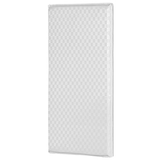 Dream On Me Vinyl and Foam Hypoallergenic Antimicrobial Cradle Mattress