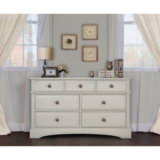 Evolur Double Drawers Dresser
