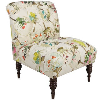Skyline Furniture Mia Multicolor Tufted Chair