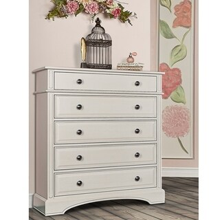 Evolur 5-drawers Dresser