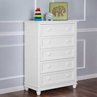 Evolur Hampton 5-drawer Dresser