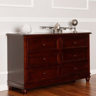 Evolur Hampton Double Dresser
