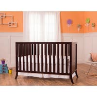 Dream On Me Madrid Wood 5-in-1 Convertible Crib