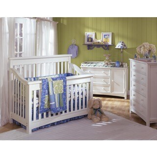 Evolur Avery 5-in-1 LifeStyle Convertible Crib